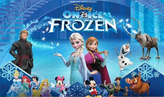 'Frozen' becomes the next Disney On Ice show - Orlando ...