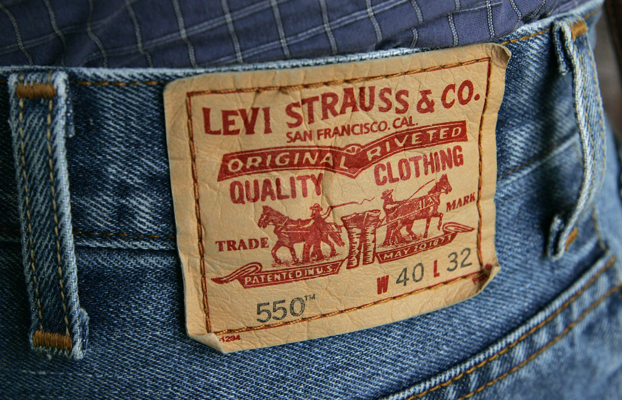 Levi S Ceo Hasn T Washed Jeans In A Year Admits It Sounds