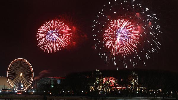 Fireworks Season Kicks Off Tonight At Navy Pier Capital