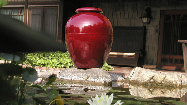 Pots And Planters To Define An Outdoor Living Style La Times