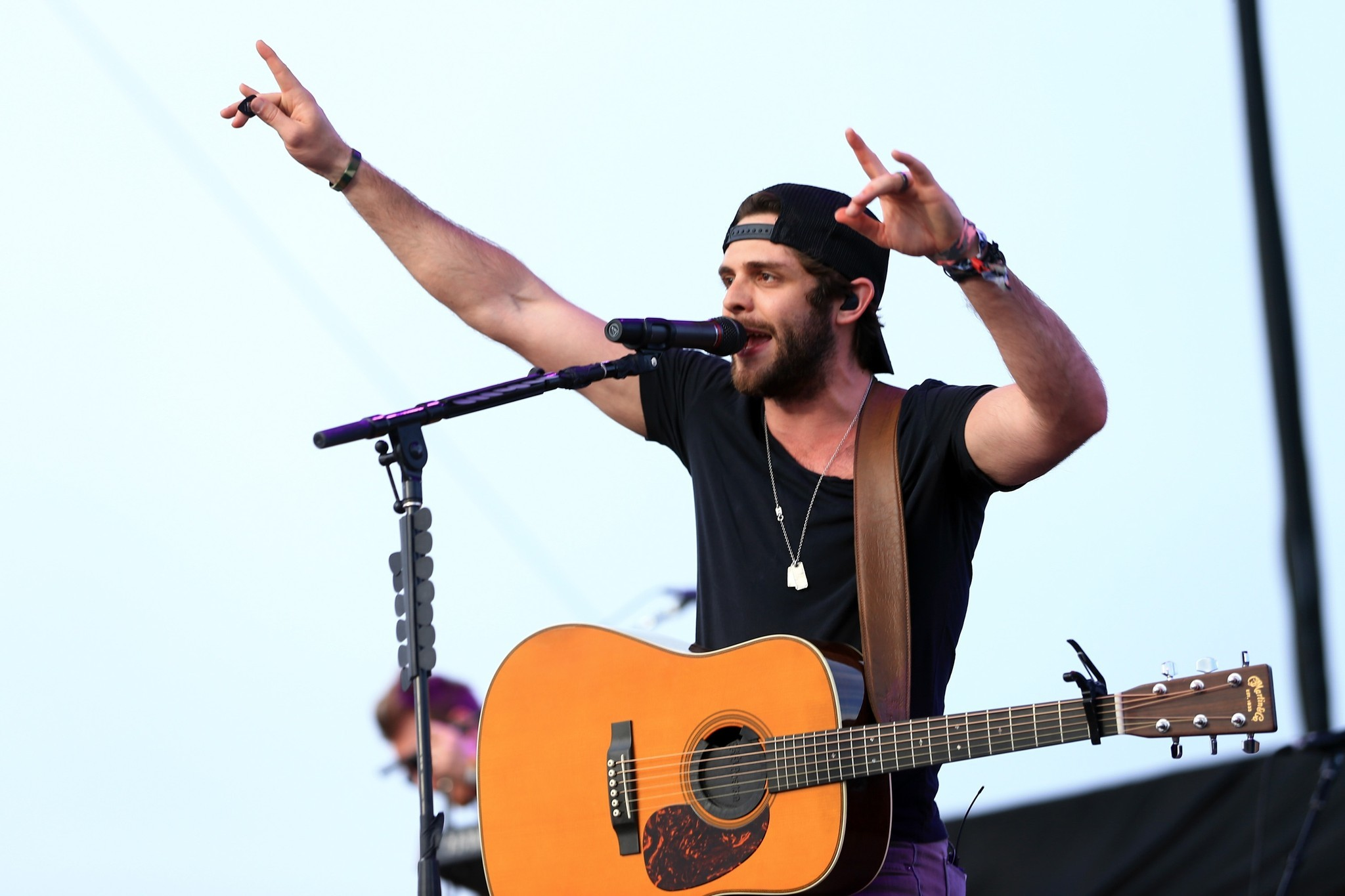 Country Singer Thomas Rhett Talks Humility New Album