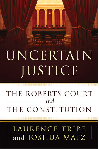 An analysis of the american constitution by laurence tribe