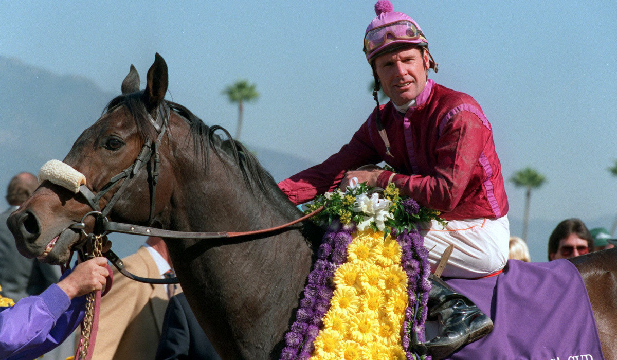 Delahoussaye Sees Possibilities For California Chrome In