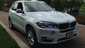 2017 Bmw X5 Keeps Crossover Crown