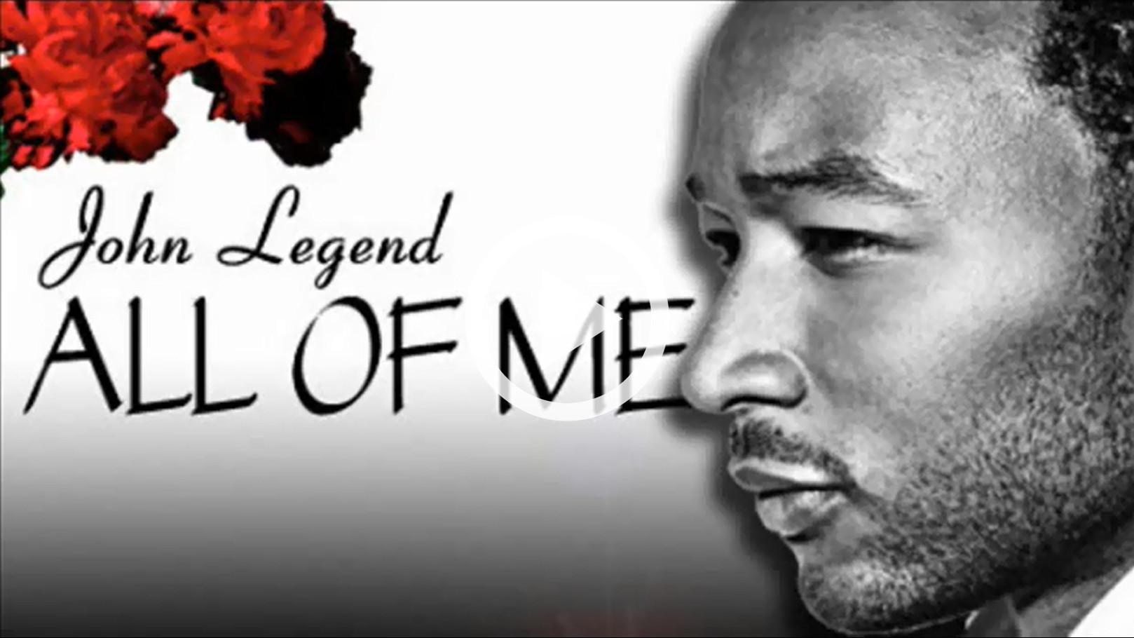 "John Legend ""All of Me"" - LA Times  John Legend &qu..."