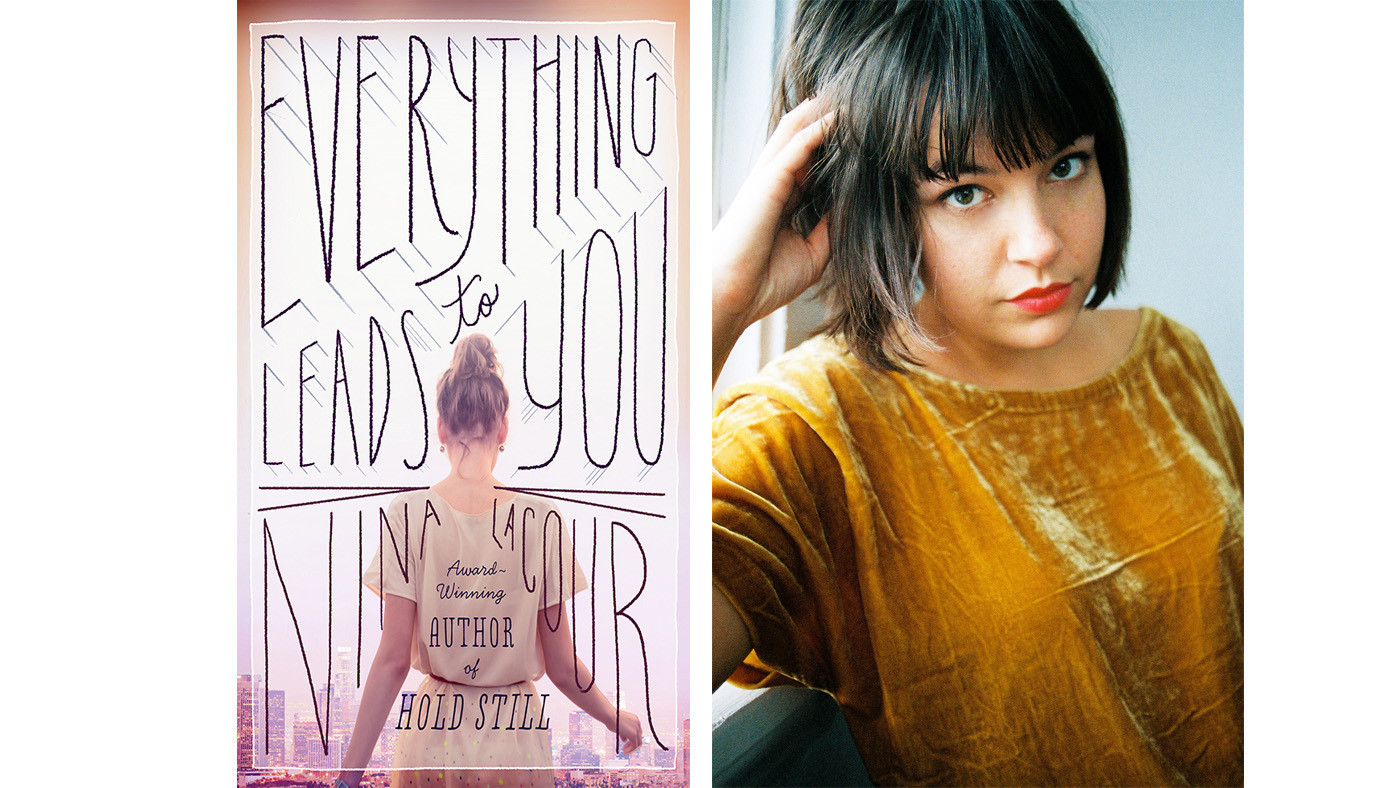 Nina Lacour S Everything Leads To You Captures Young border=