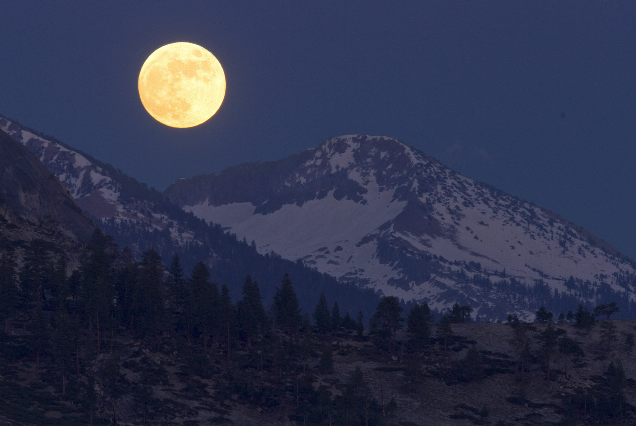 Why Is It Called Honeymoon: A Full, Yellow 'honey Moon' Will Rise Tonight: A Must-see