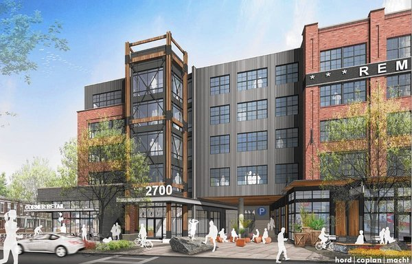 Remington Row Project Wins Approval Of Baltimore City