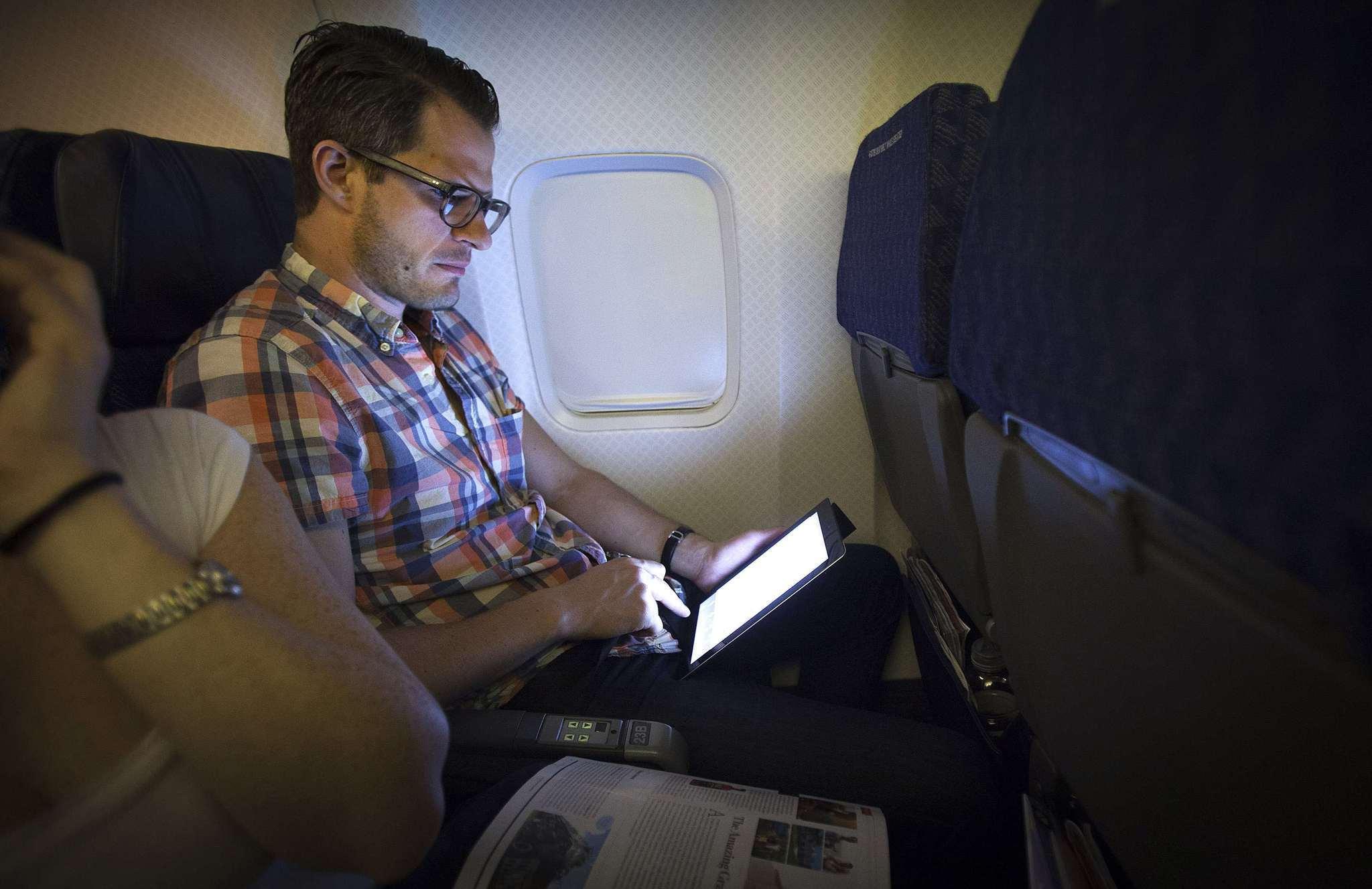 Gogo To Test Faster In Flight Wi Fi Tribunedigital