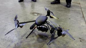 Related story: LAPD's two drones under lock-and-key by feds until rules in place