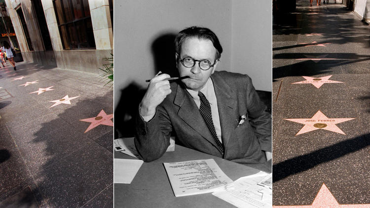Raymond Chandler and the Hollywood Walk of Fame