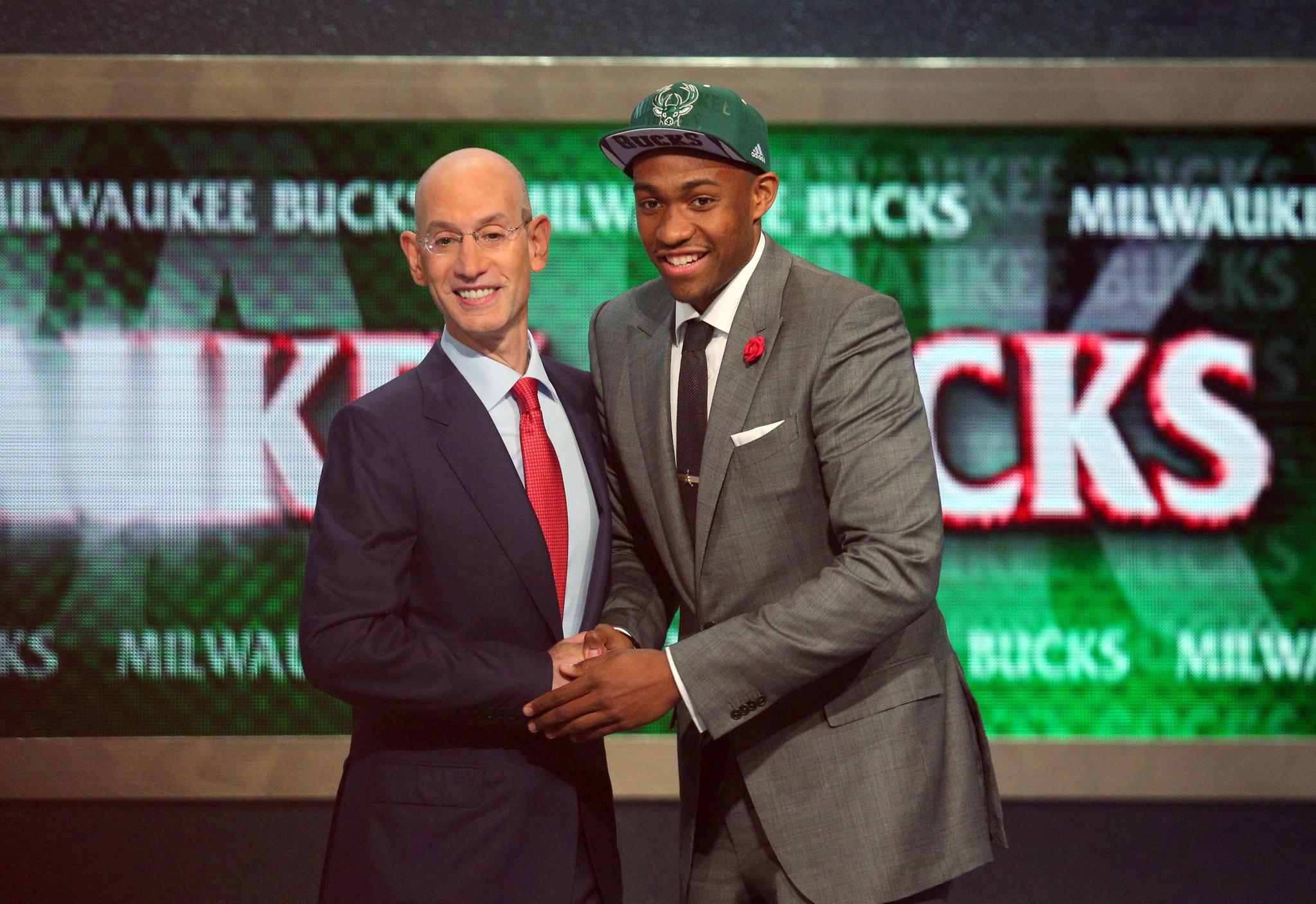 Jabari Parker selected by Bucks with 2nd pick - Chicago ... Jabari Parker Nba Draft