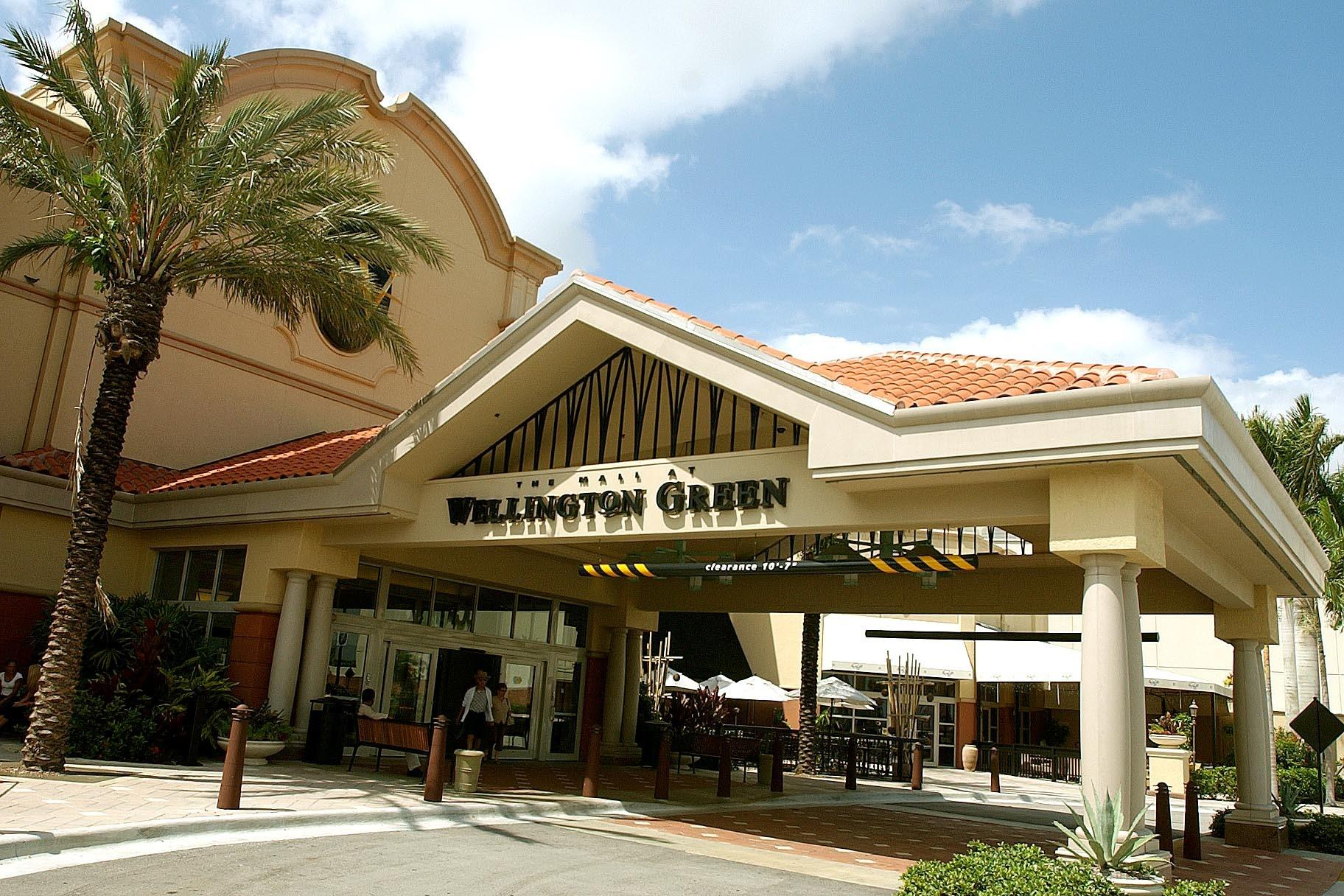 The Mall at Wellington Green, store listings, hours, hotels, comment forum and more (Wellington, FL).
