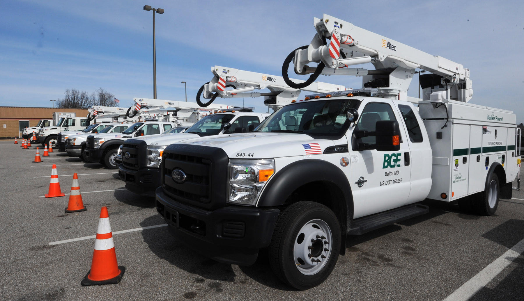 Bge Asks For Fourth Rate Increase In Four Years