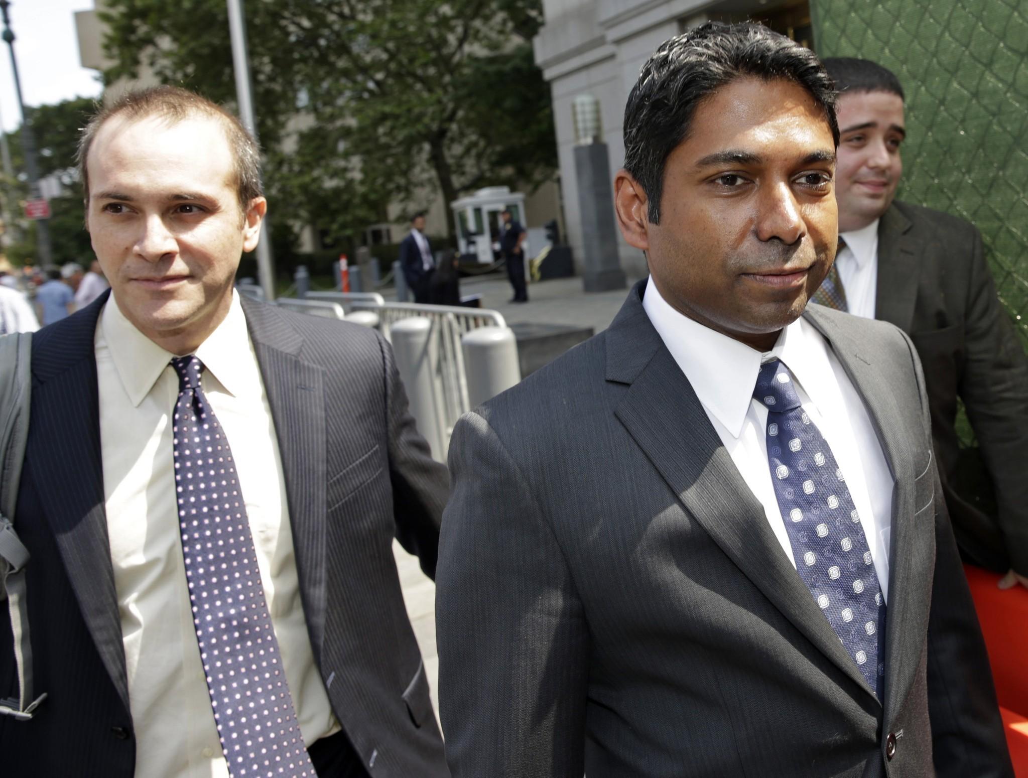 Raj Rajaratnam/Galleon Group, Anil Kumar, and Rajat Gupta insider trading cases