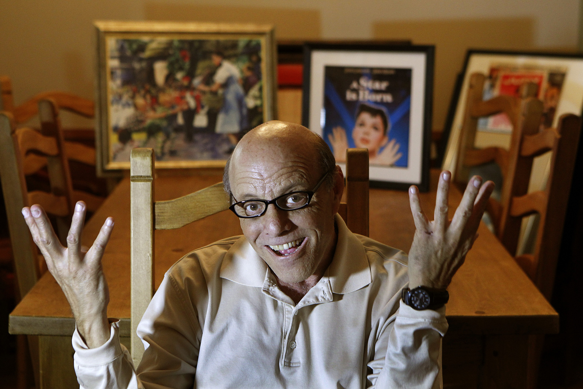 Joey Luft Honors Mother Judy Garland With New Show - LA Times