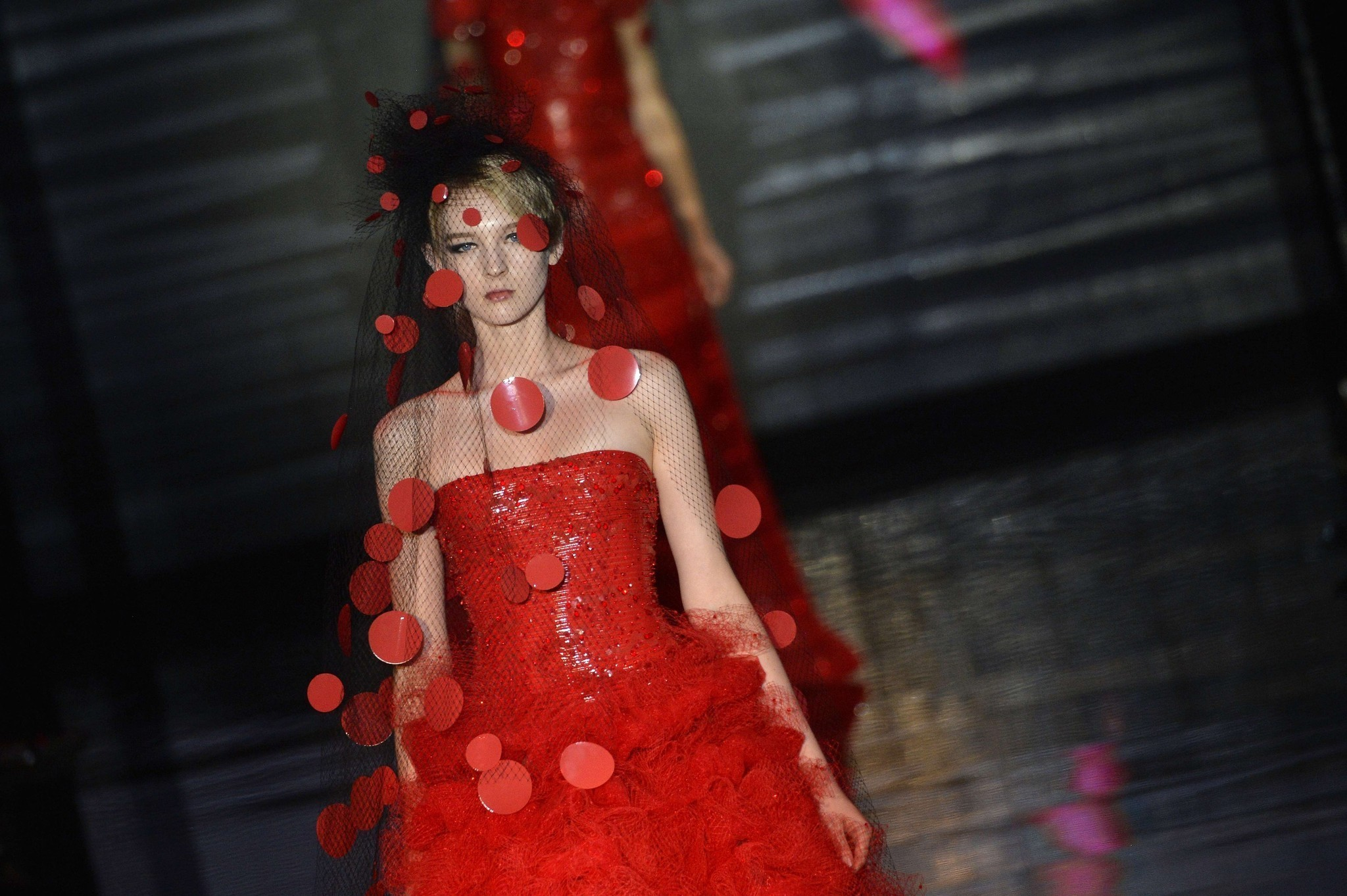 Giorgio Armani Privé Playful Couture Collection fall 2014 collection