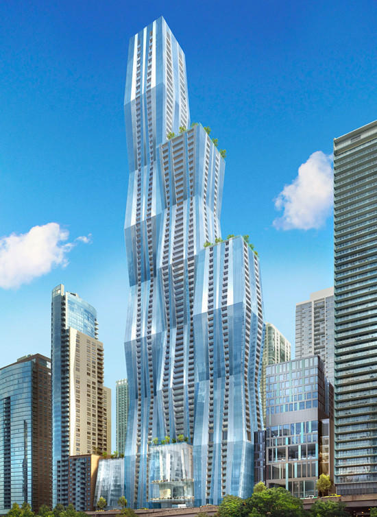 Chinese Tycoon Plans Stake In Third Tallest Chicago