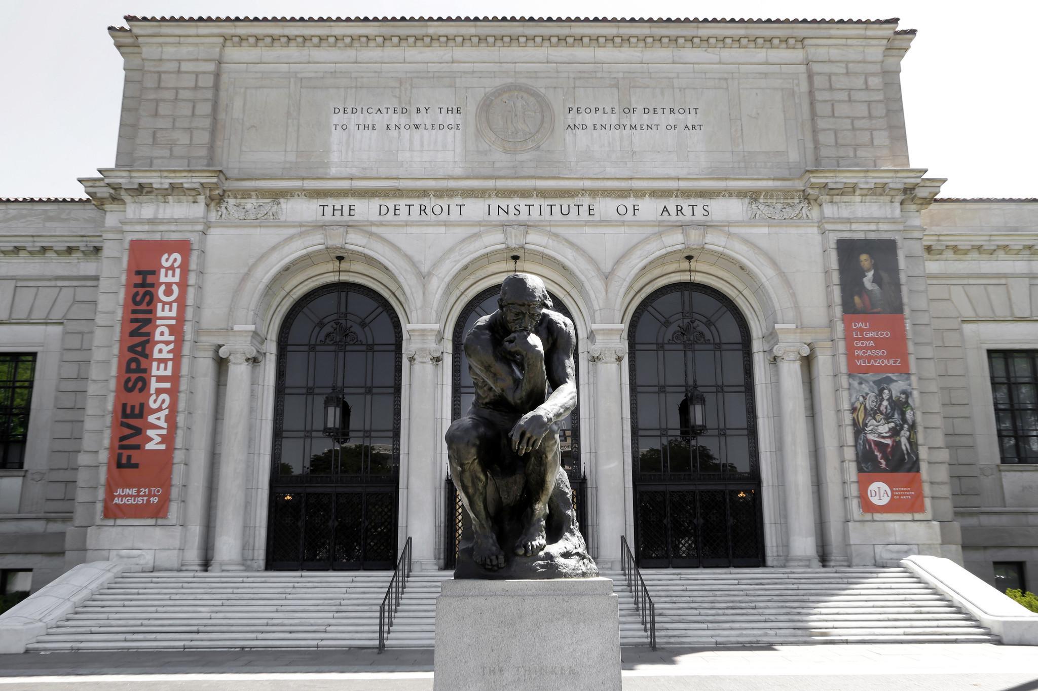 Detroit Institute of Arts: Hours, Address, Detroit Institute of Arts Reviews: 5/5