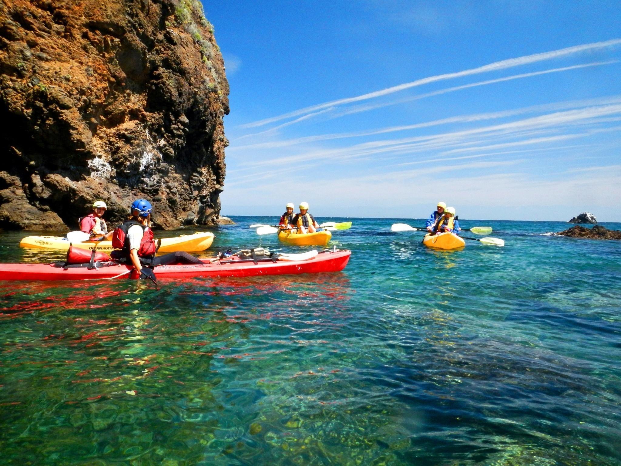 Channel Island National Park Kayak