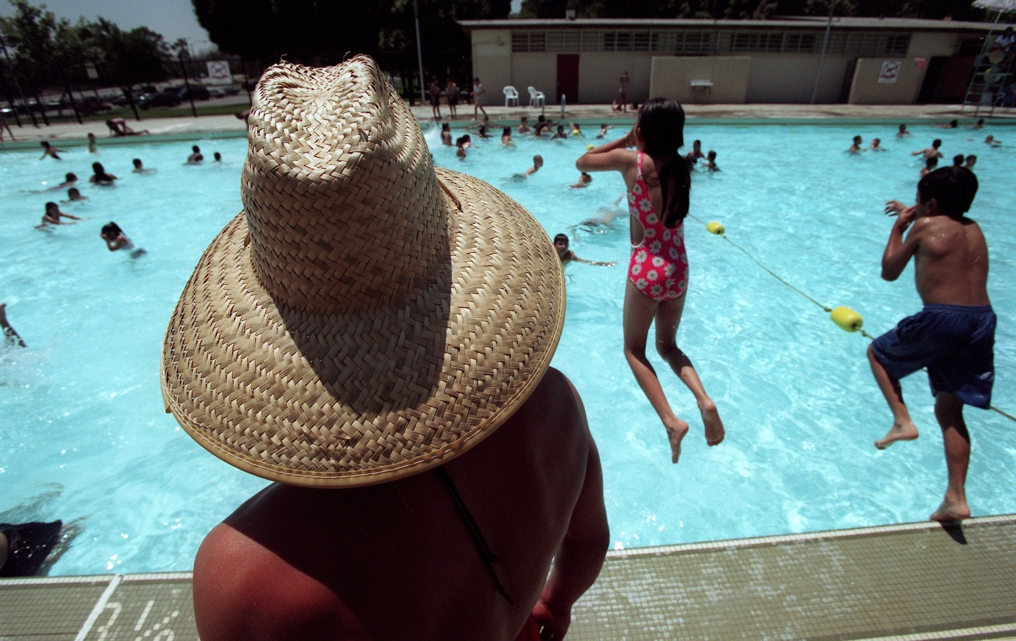 East los angeles set to get its first olympic sized - Olympic swimming pool opening hours ...