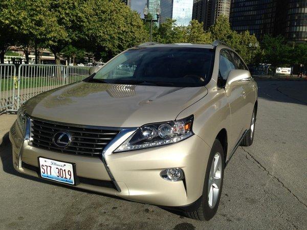 2014 lexus rx 450h hybrid: auto review - chicago tribune
