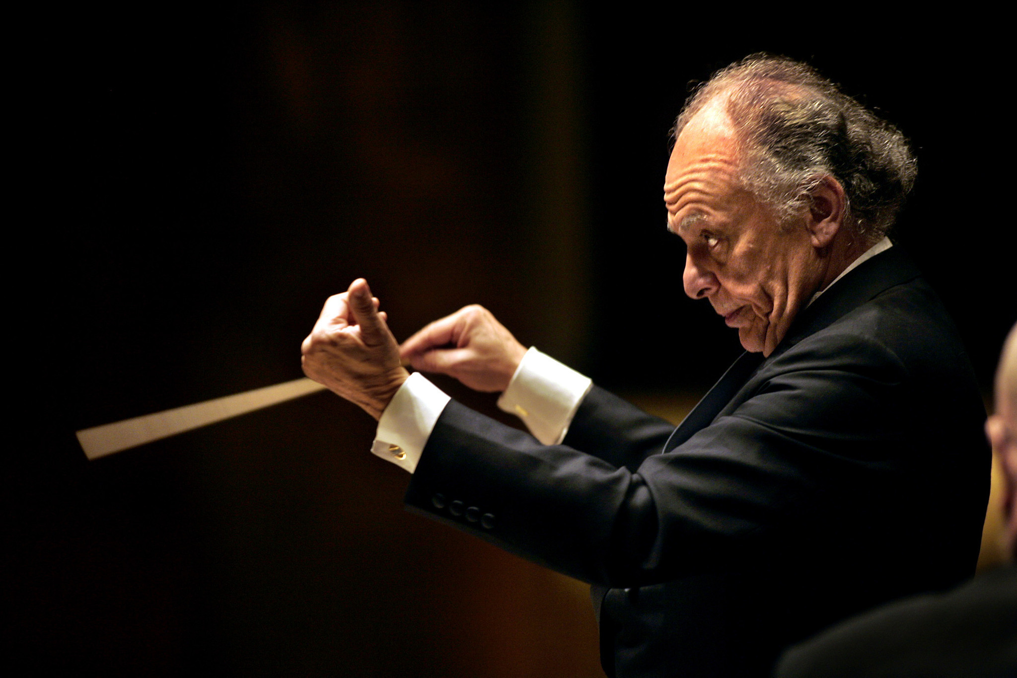 An Appreciation: Lorin Maazel Conducted Himself Inimitably
