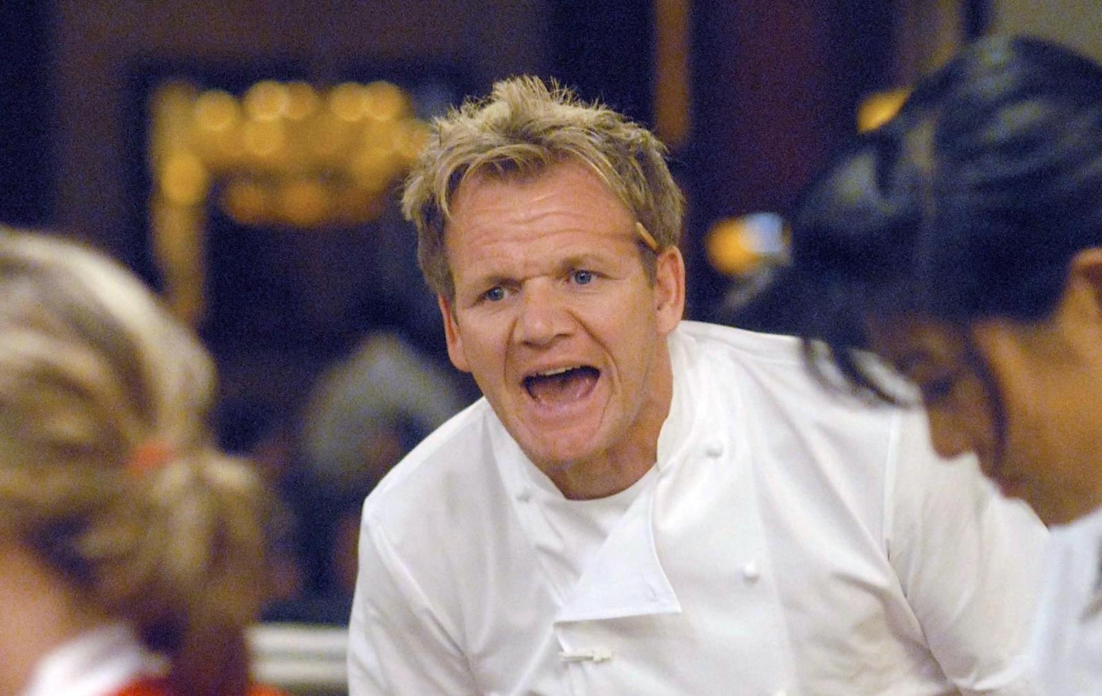 Gordon Ramsay On Hell S Kitchen