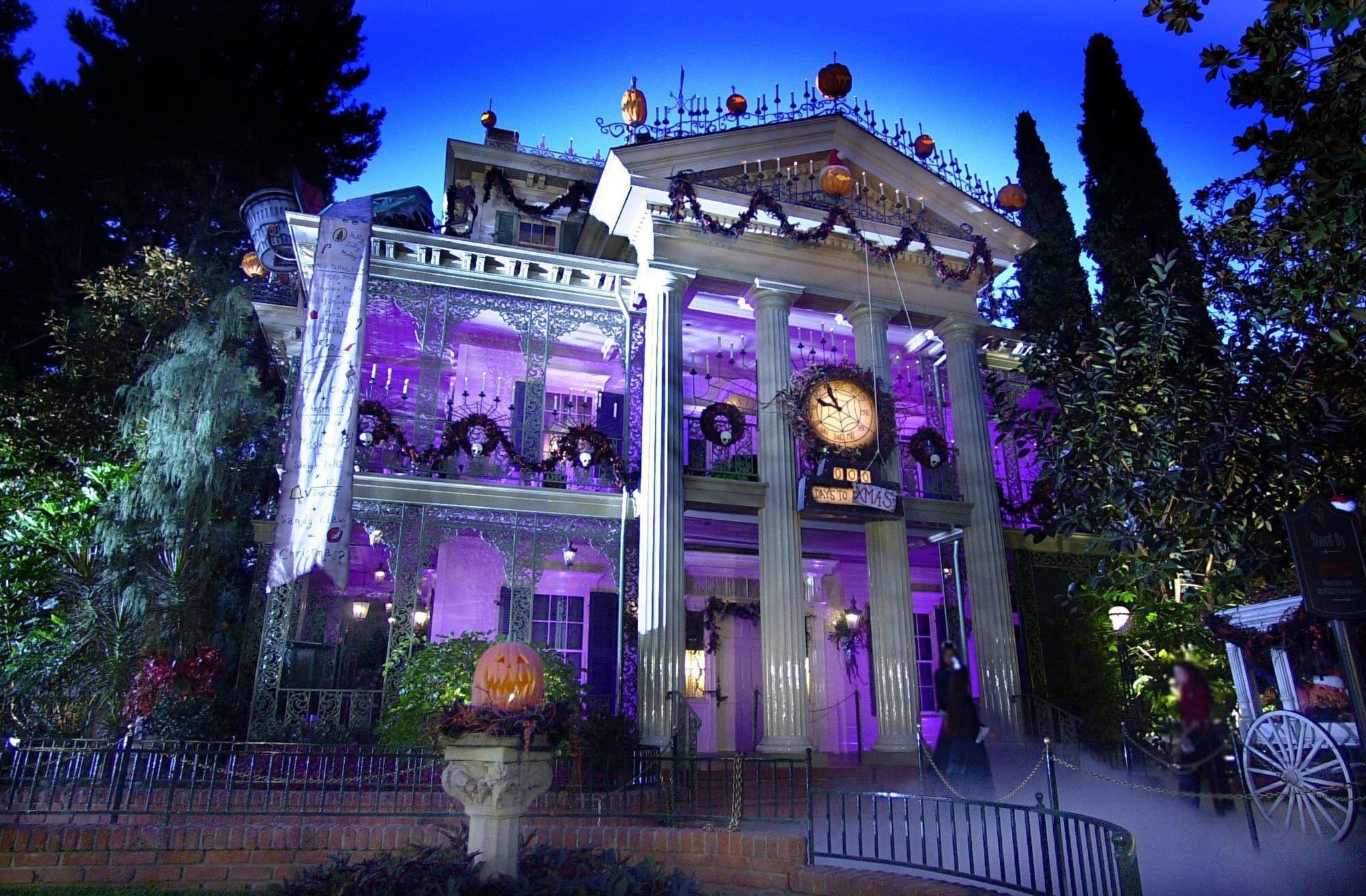 Disney Is Developing Haunted Mansion Animated Special