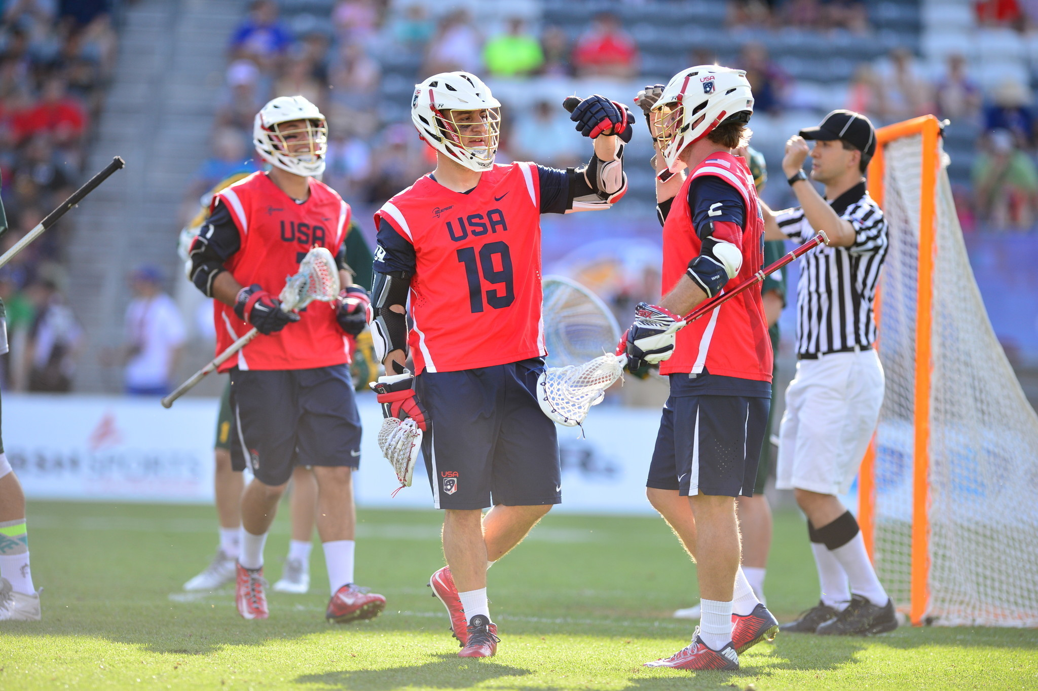 The FIL currently has 62 member nations and holds five World Championships: Men's Lacrosse World Championship; Under Men's Lacrosse World Championship; Men's World Indoor Lacrosse Championship; Women's Lacrosse World Cup; and Under Women's Lacrosse World Championship. Each event is held on a quadrennial basis.