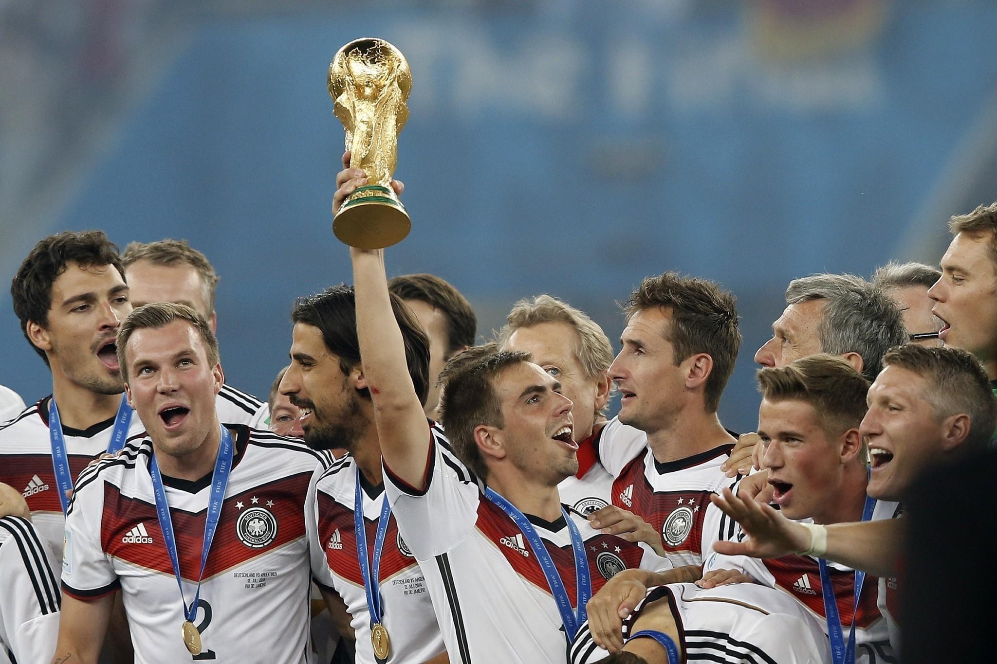 Risultati immagini per lahm world cup