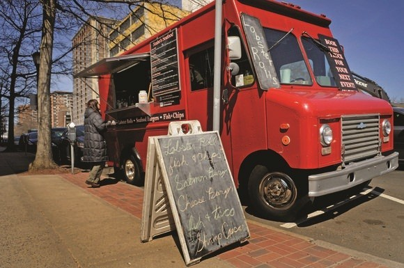 15 Fabulous Food Trucks In The New Haven Area