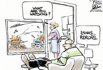 The Israeli-Palestinian conflict [Cartoons] - Baltimore Sun