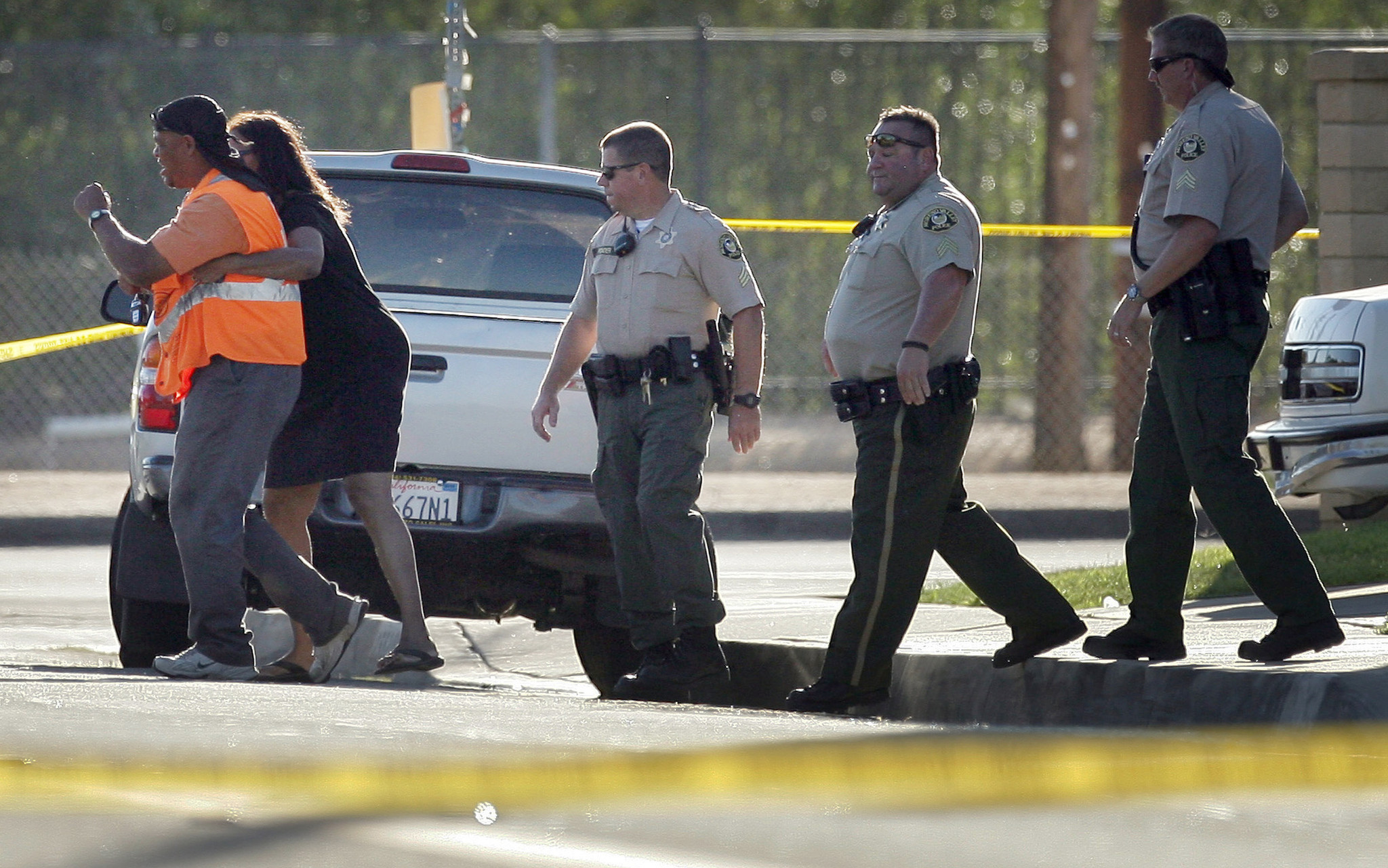 Shell Station Near Me >> Victims, suspect in Moreno Valley shootings identified - LA Times