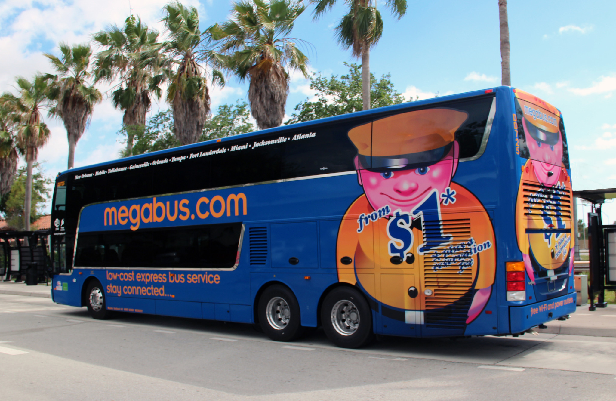 Megabus Com Launching Service From Greater Fort Lauderdale
