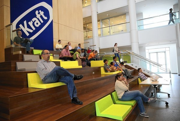 Top brands and their strategy business the news geeks - Kraft foods chicago office ...