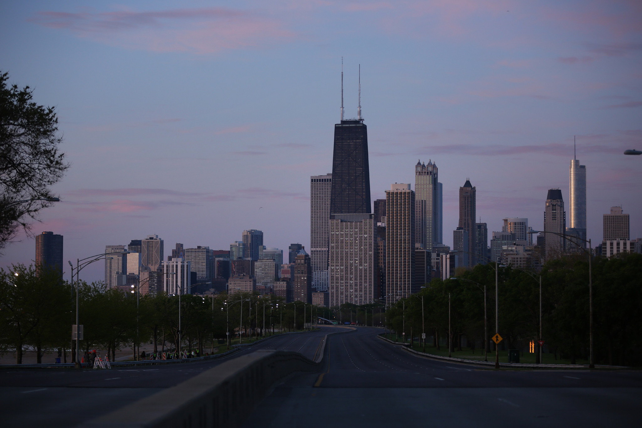 Drive from chicago