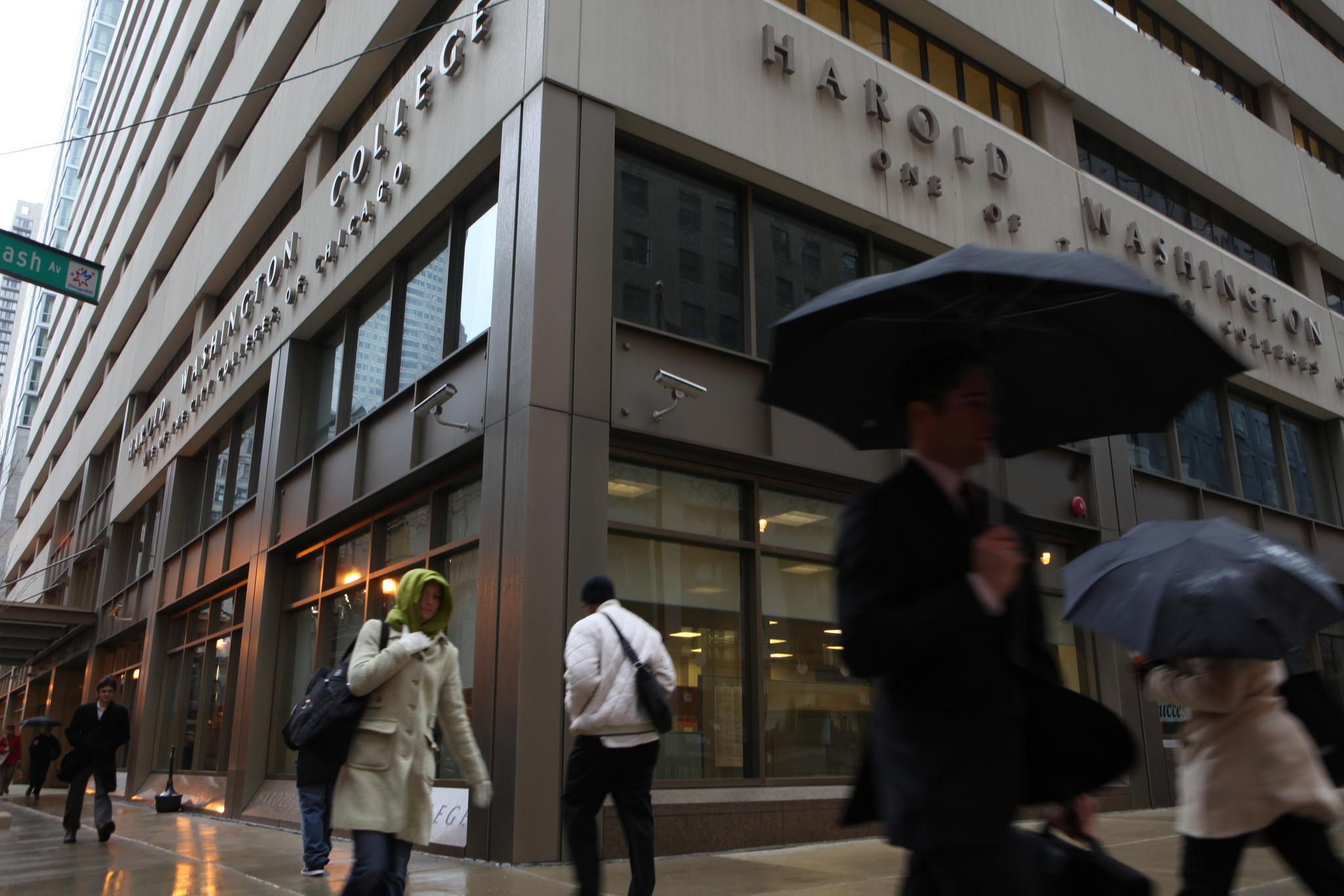 EEOC: Harold Washington College Passed Over Job Applicant