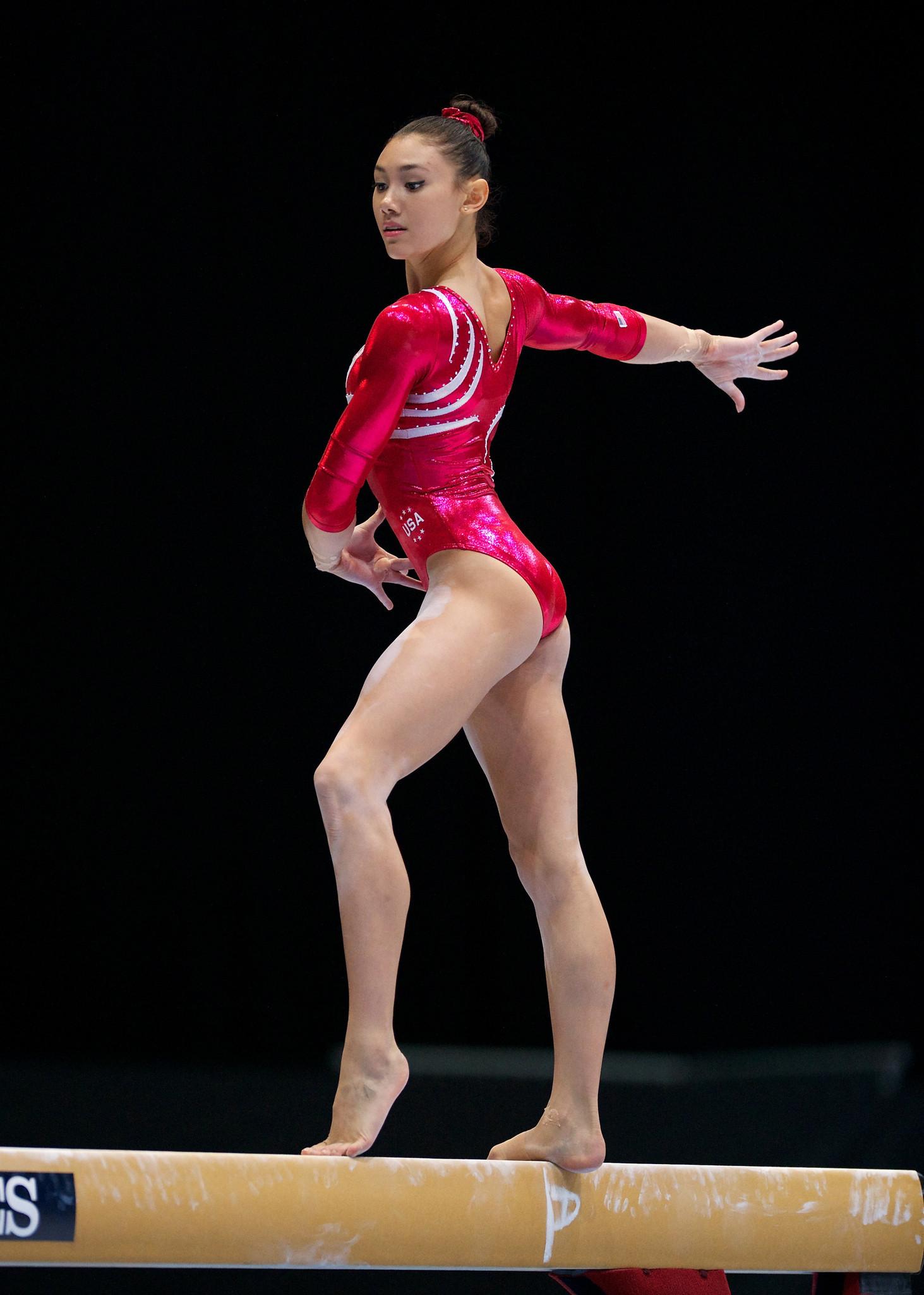 U.S. gymnast Kyla Ross keeps busy life in balance ...