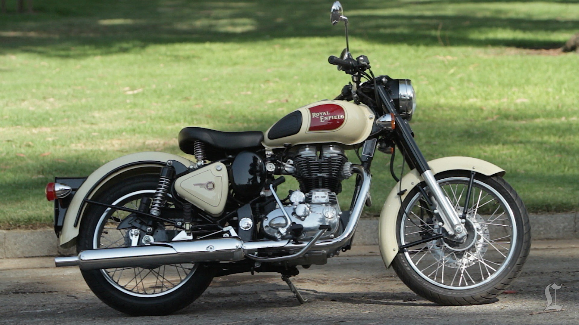 Highway 1: Royal Enfield Classic 500