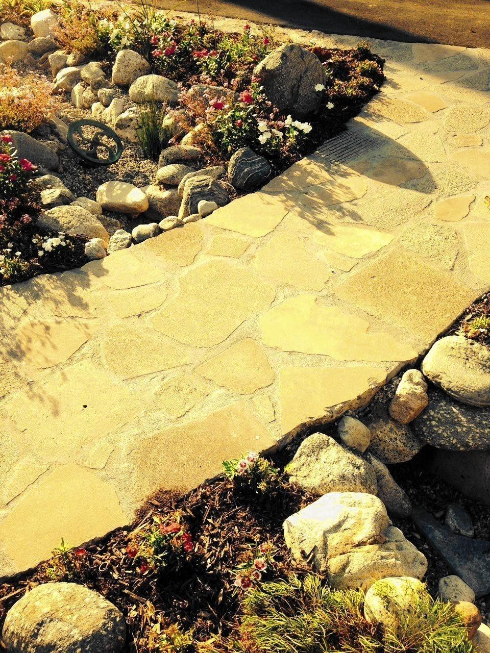 Reusing broken concrete isn't too hard - LA Times