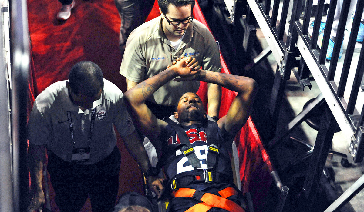 Paul George recovering after surgery on his fractured ...