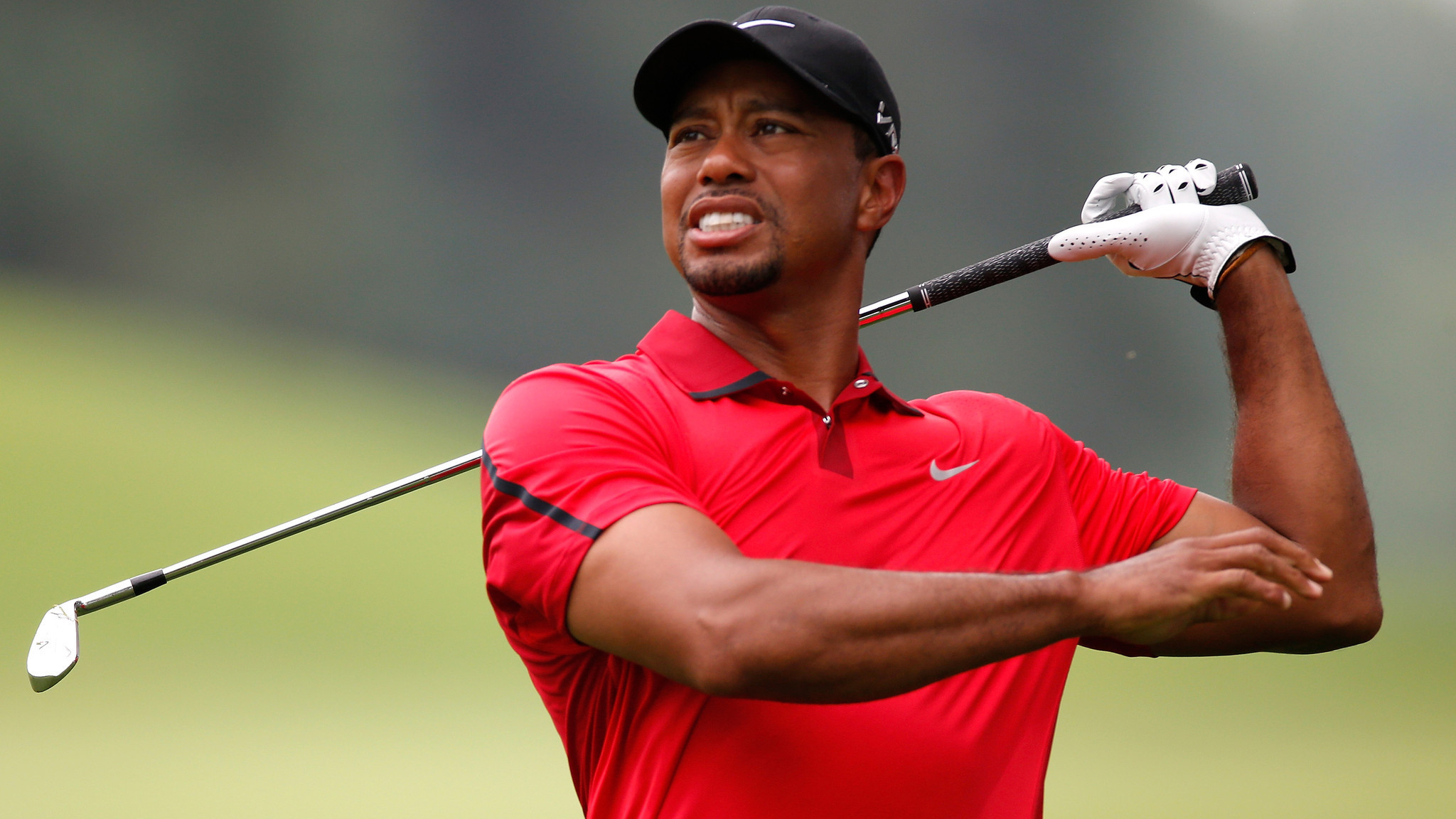 Tiger Woods Withdraws From Bridgestone Invitational With
