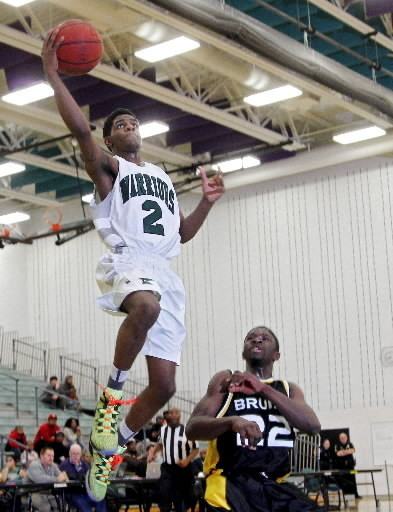 Two Kecoughtan basketball players make their college choices