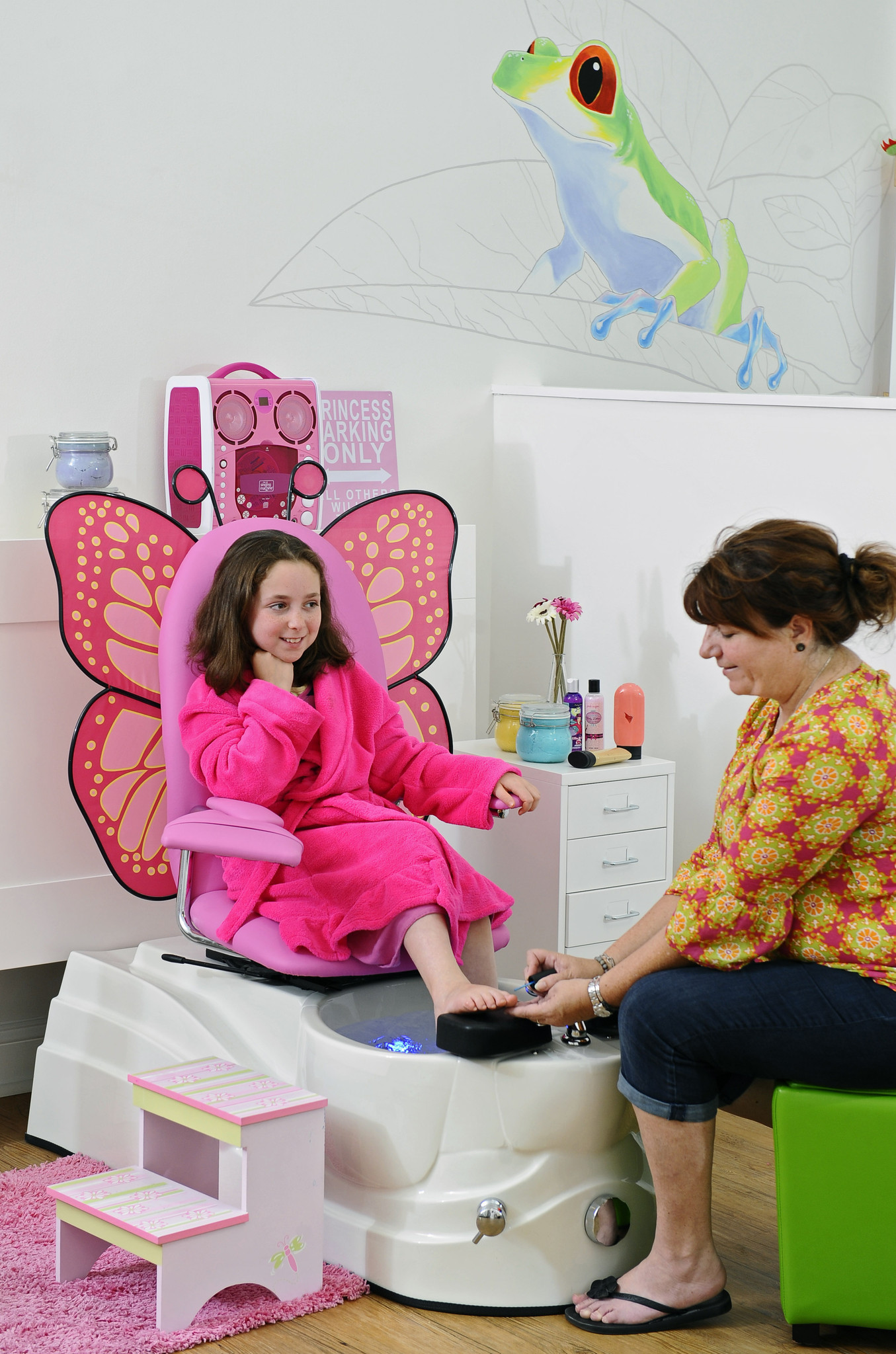 Kids Spas In Baltimore For Young And Pampered Youths