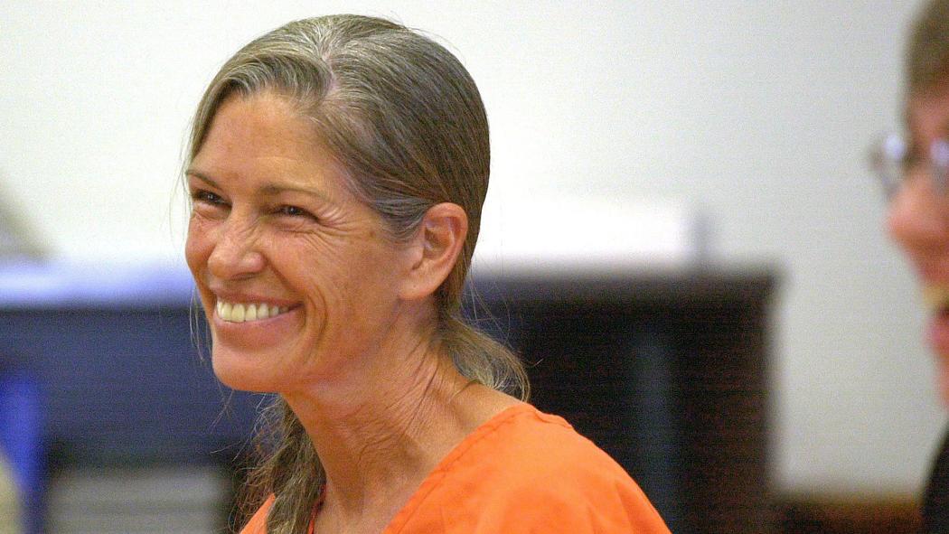 Leslie Van Houten, shown in 2002, has repeatedly been denied parole.