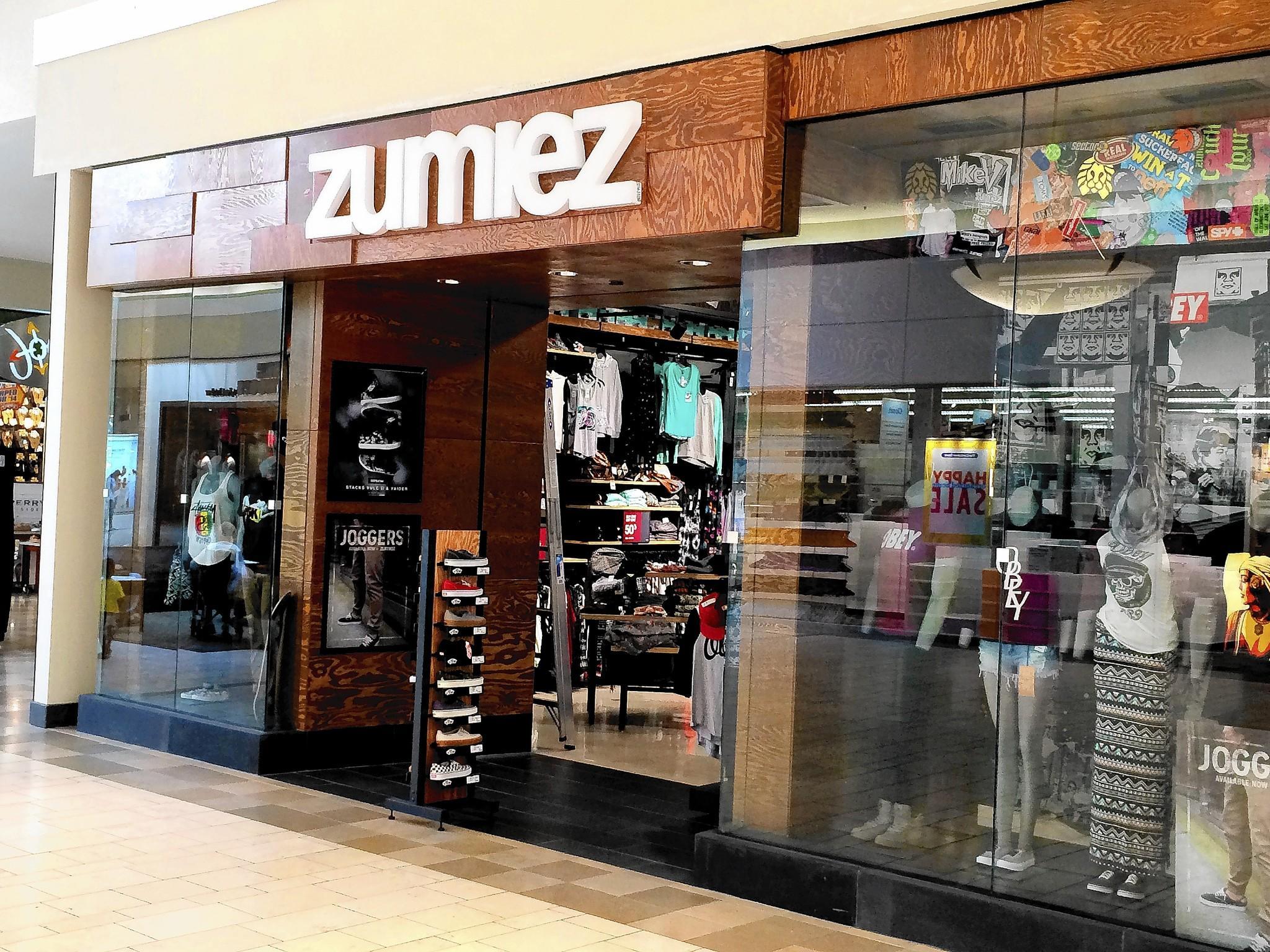 Zumiez opens at Town Center at Boca Raton - tribunedigital ...