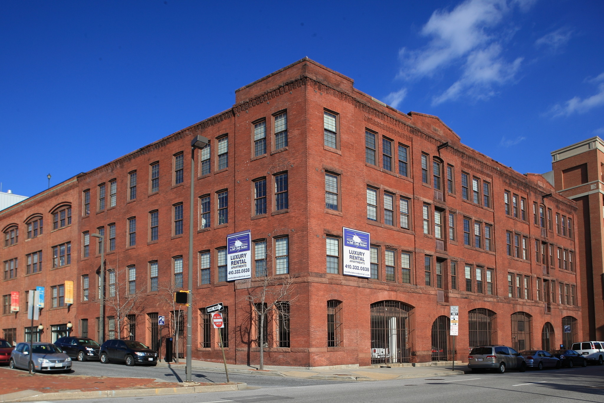 sail cloth factory apartments sell for 12 9 million baltimore sun