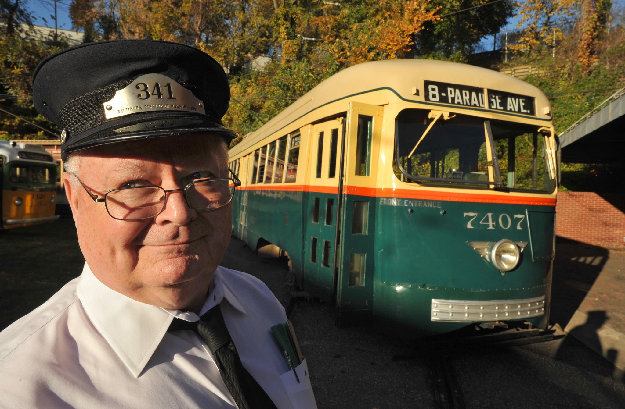 Retro Baltimore, Baltimore says goodbye to its streetcars ...