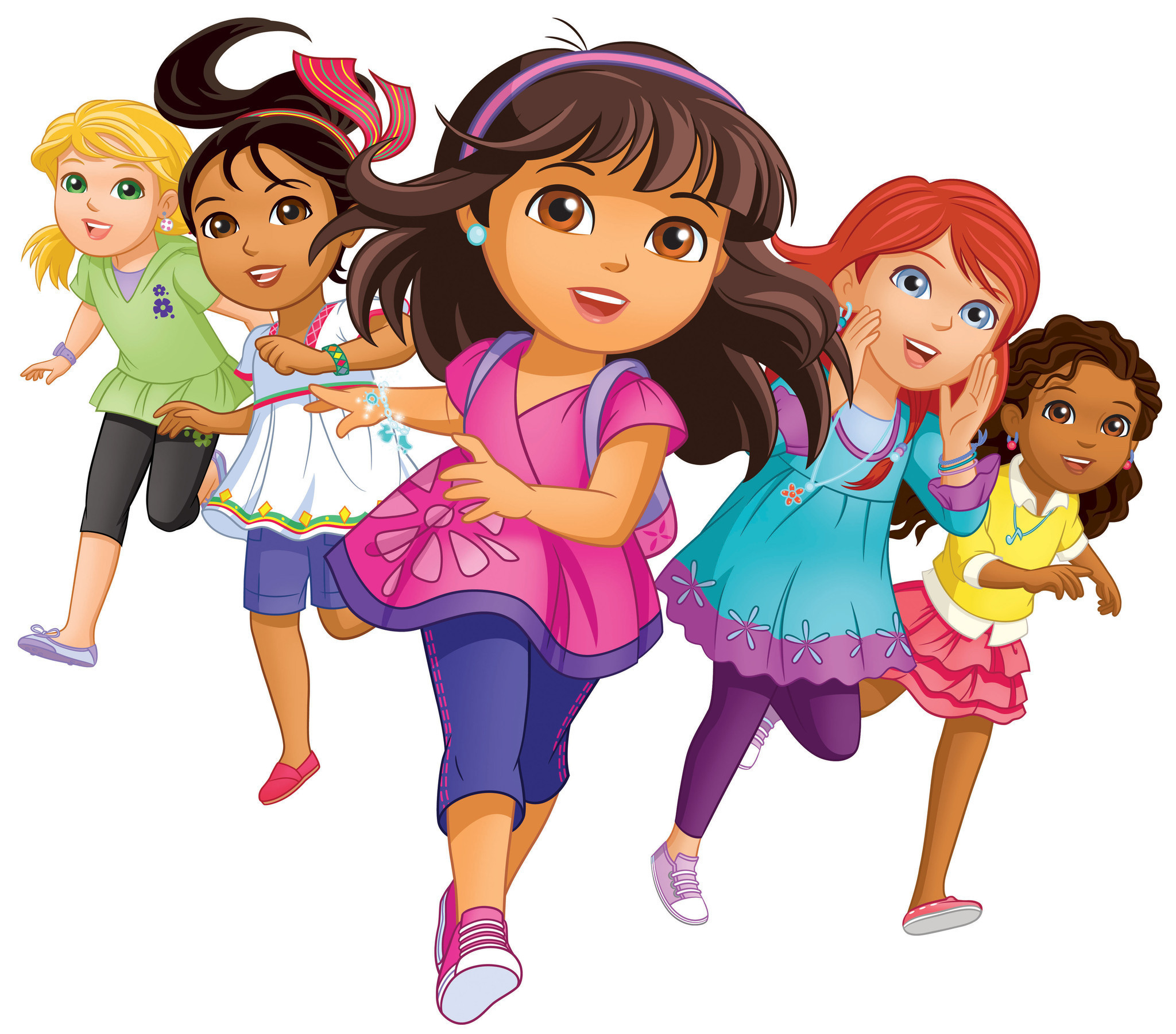 teenage dora coloring pages - photo#35